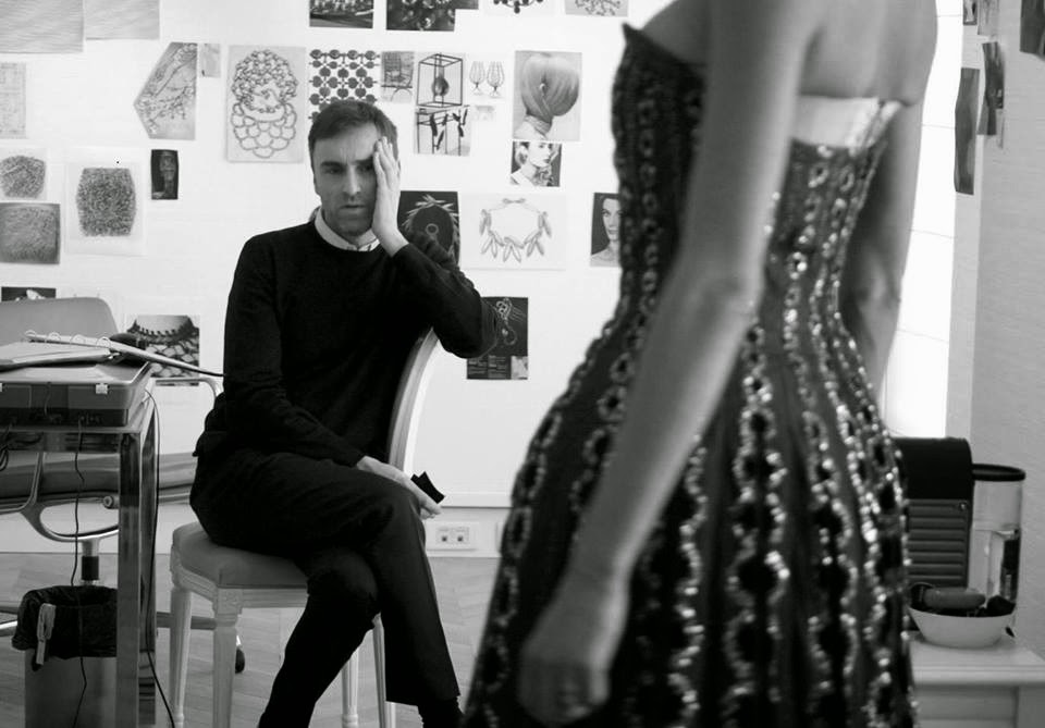 Review Dior and I documentary - Raf Simons
