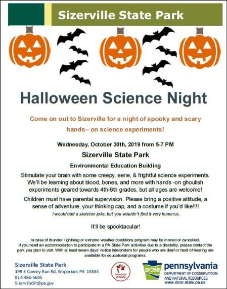 10-30 Sizerville Stem Night
