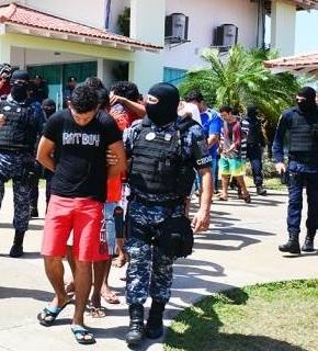 Albergado pede ajuda da GCM e é preso após tentativa de roubo em Boa Vista (RR)