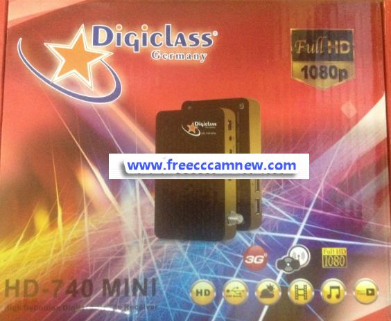 ملف قنوات بجودة عالية لجهاز DIGICLASS HD-740 MINI,ملف قنوات, بجودة عالية لجهاز, DIGICLASS HD-740 MINI,