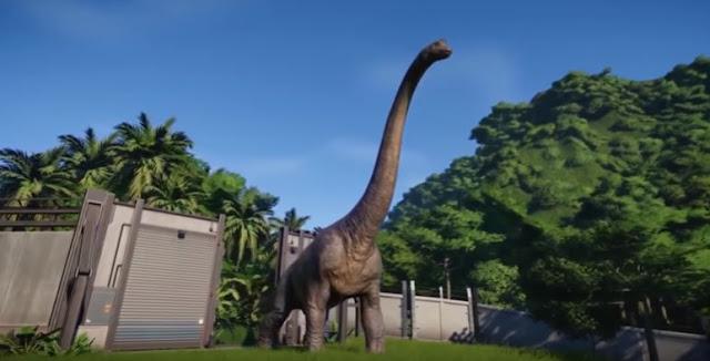 Jurassic World Evolution Digital Deluxe Edition PC Game Download