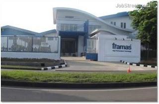 Lowongan Kerja Terbaru di Cikarang : PT Framas Plastic Technology - Operator Produksi