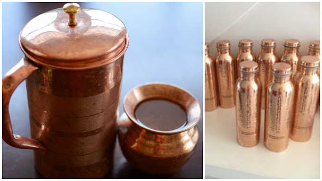 Copper Vessels and Its Benefits