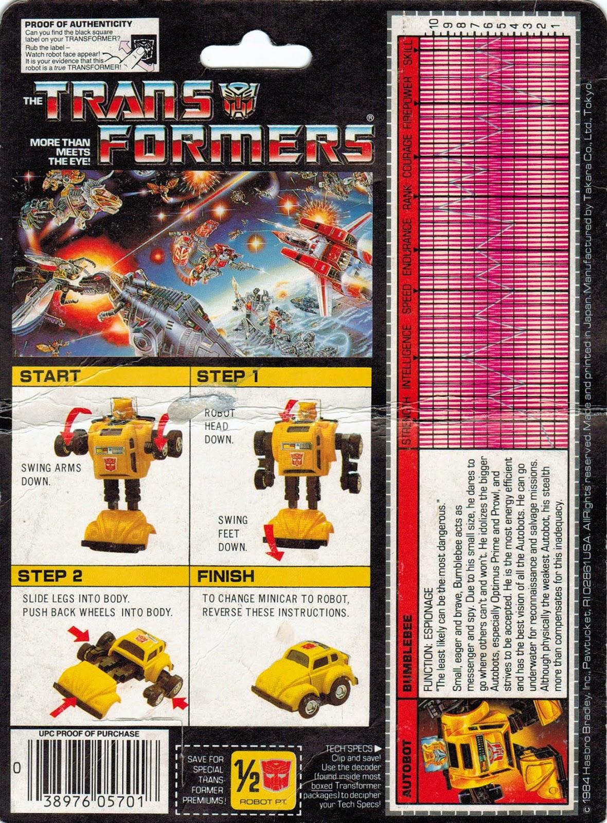 Transformers Bio Card Database Arkvander Comes Through W