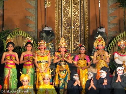 Must See in Ubud, Bali: Ramayana Ballet - The Bookworm Traveler