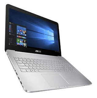 Asus N552VW Drivers for Windows 8.1 and Windows 10 64 bit