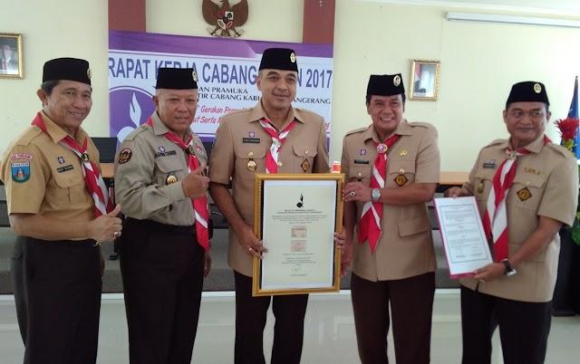 Rakercab Kwarcab Tangerang Gandeng BNK