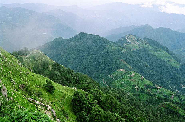 Beautiful Place Mussoorie Uttrakhand Web Photo Gallery