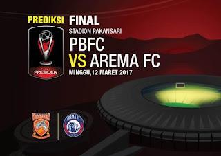 Pusamania Borneo FC secara mengejutkan lolos ke final Piala Presiden