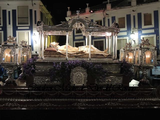 Santo Sepulcro Valdepeñas, El Señor vive entre nosotros. parte III