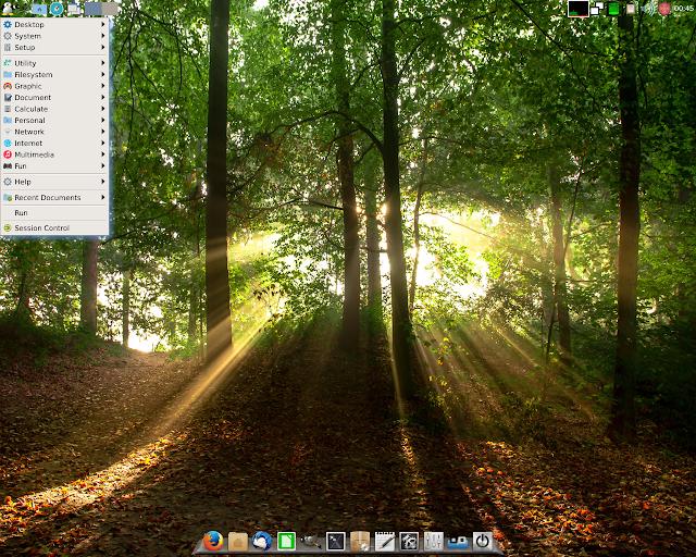Lançado o GNU/Linux Simplicity Linux 16.07, faça o download!