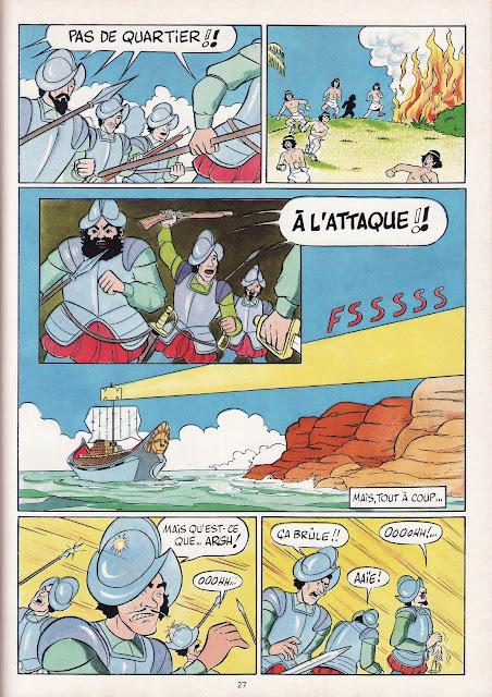 LES MYSTERIEUSES CITES D'OR LE SACRIFICE DE ZIA Mysterieuses-cites-dor-BD029