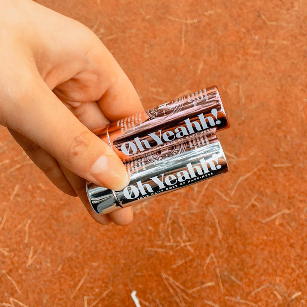 oh yeahh! balsamo labbra con serotonina, balsamo per il buonumore, www.fashionsobsessions.com, zairadurso, zaira d'urso, beauty blog