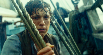 """Review of the movie """"In the Heart of the Sea."""""""