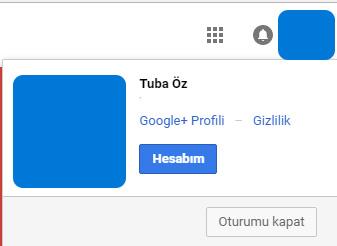 google plus avatarımızı
