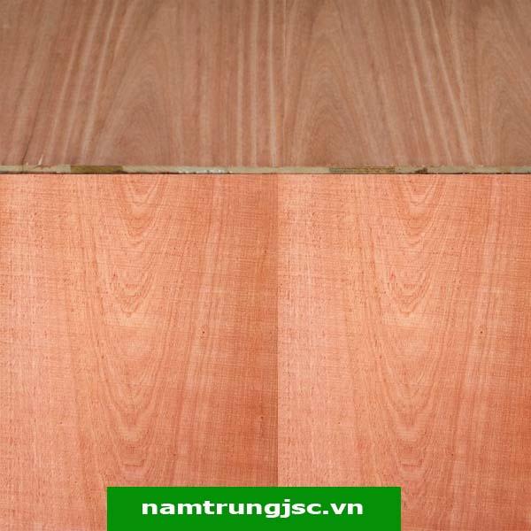 Báo giá gỗ ghép phủ veneer Xoan Đào