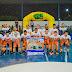 Seleção de Forquilha X Padaria São João de Santana do Acaraú decidem 1ª Copa Amigos da Bola Futsal