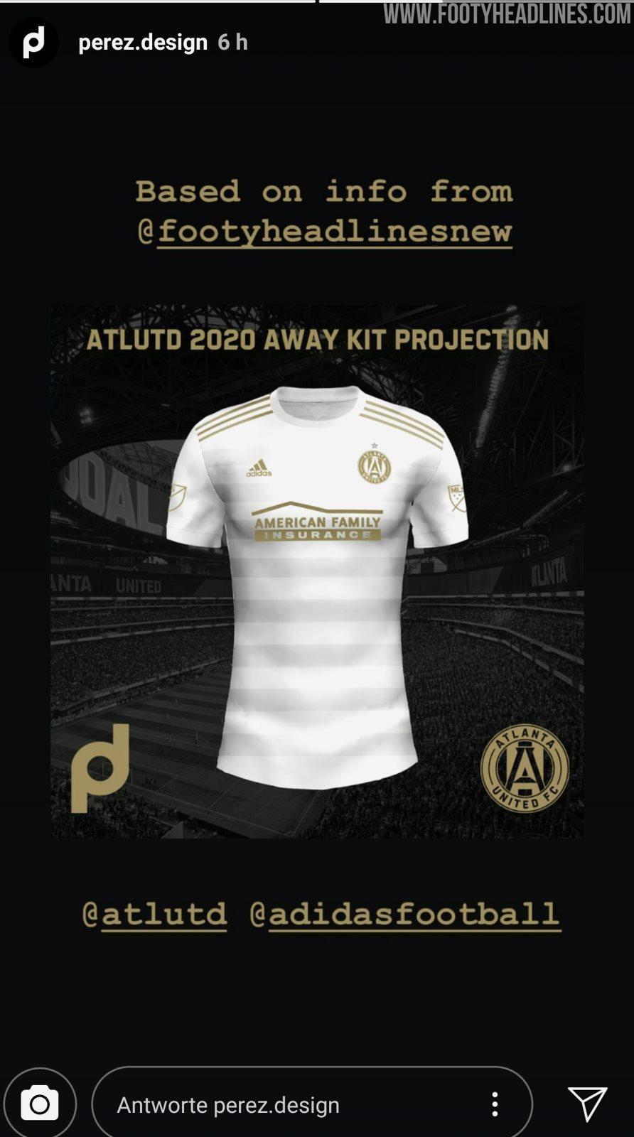Atlanta United Schedule 2020 LEAKED: Atlanta United 2020 Away Kit Colors, Info & Prediction