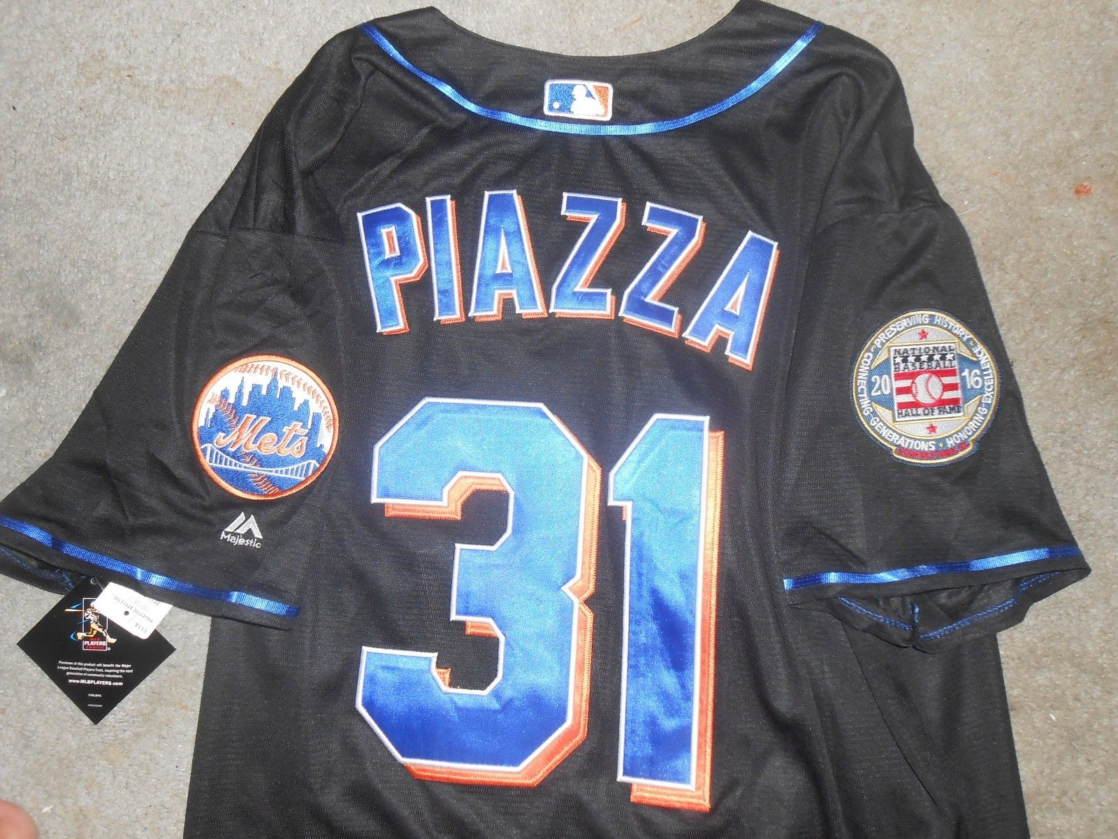 differently e5e2d 70f3b TheMediagoon.com: Knockoff Piazza Jersey