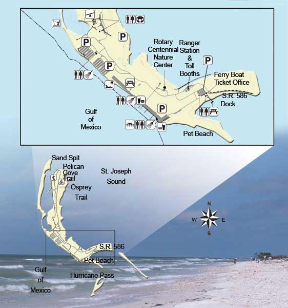 Island Beach State Park: Florida's Honeymoon Island State Park