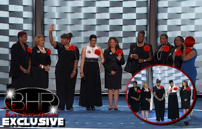 Mothers Who Lost Their Children To Police Brutality Delivers A Powerful Message At The Democratic National Convention