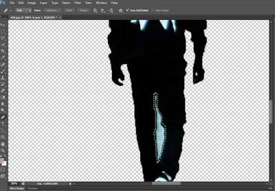 Cara Menggabungkan Gambar Seperti Asli Dengan Photoshop 32