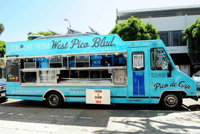 Pronto Food Truck