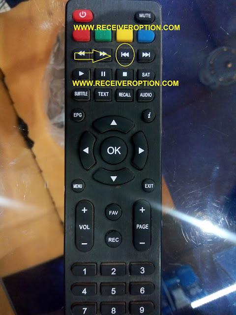 STAR TRACK SRT-5600 HD PLUS BISS KEY OPTION