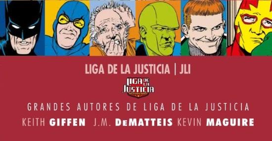Grandes Autores de la Liga de la Justicia: Giffen, DeMatteis y Maguire - JLI. La Crítica