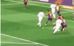 ريال مدريد يخسير نقطتين على أرضه بعد تعادله مع ليفانتى