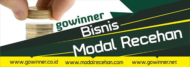 GOWINNER BISNIS MODAL RECEHAN