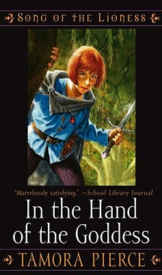 In the Hand of the Goddess book cover