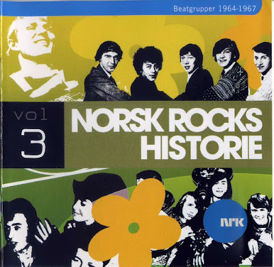 Norsk Rocks Historie Vol. 3 - Beatgrupper (1964-1967)