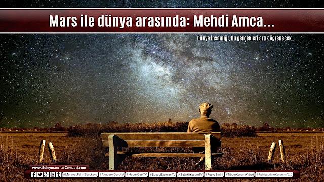 akademi dergisi, mars, mars'ta hayat var mı, mehdi amca, Mehmet Fahri Sertkaya, nasa, roswell ufo kazası, süleyman hilmi tunahan, Uzayda Hayat Var mı?, ye'cüc me'cüc,