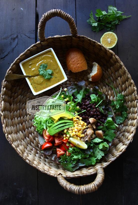 Resep Mexican Bean Salad JTT