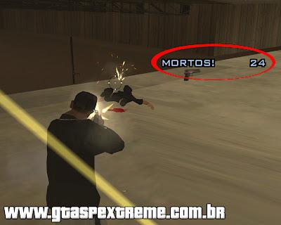 Contador de Mortos para GTA San Andreas