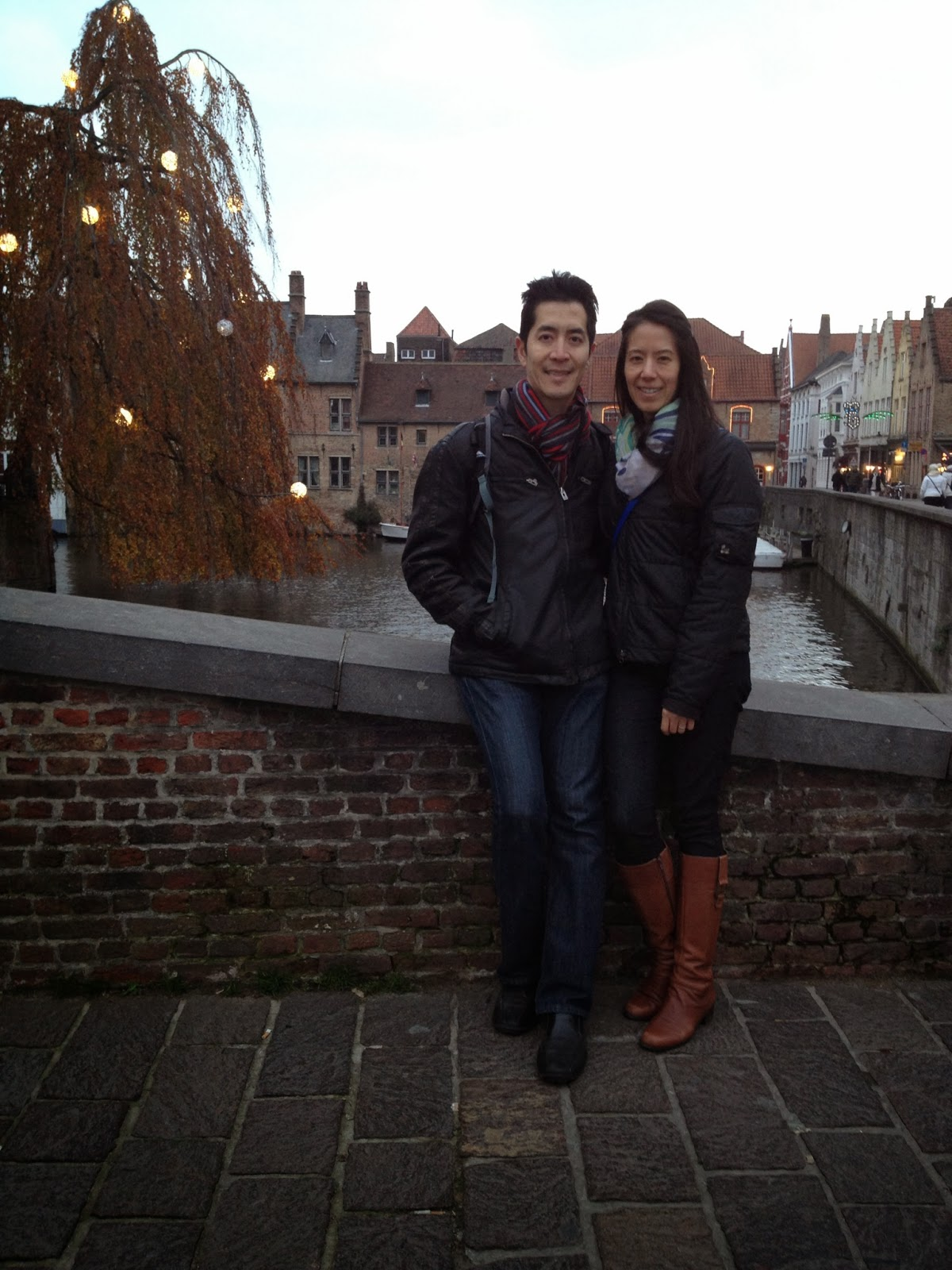 Bruges - One of the bridges of Bruges