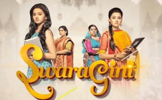 Sinopsis Swaragini Antv Senin 5 Juni - Episode 15