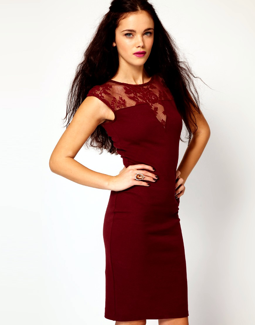Christmas Party Wear Dresses 2012