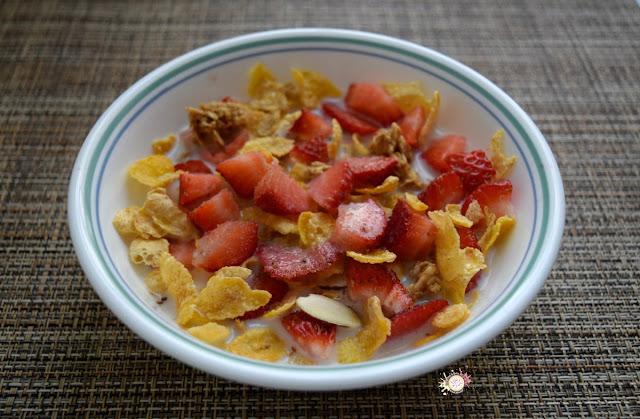 Cereales con maca