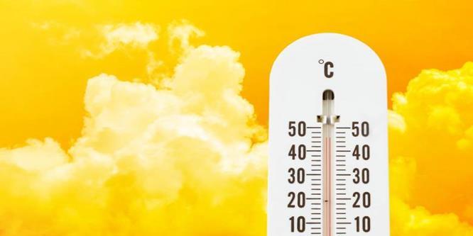 توقعات درجات الحرارة اليوم الجمعة 11-8-2017 حالة الطقس الأن