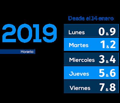 Horarios Pico y Placa Cali 2019