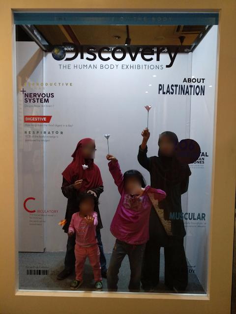Cuti best dengan anak-anak di Melaka