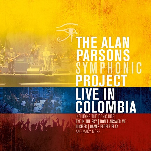 THE ALAN PARSONS SYMPHONIC PROJECT - Live in Colombia (2016)  full