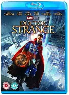 Doctor Strange English (2016) English 720p & 1080p Blu-Ray