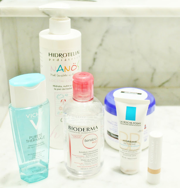 Products that I use Daily in my skincare routine