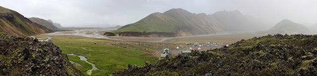Landmannalaugar, inicio del trekking más popular de Islandia