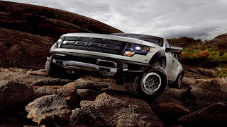 Dream Fantasy Cars-Ford F-150 SVT Raptor 2013
