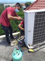 Penyedia jasa service AC di Malang dan isi freon