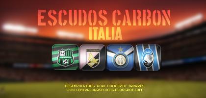 Escudos Carbon - Itália - Brasfoot 2016